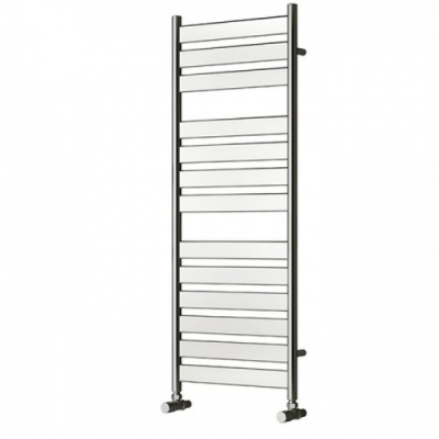 Flat Bar Heated Towel Rail  - 950 x 500