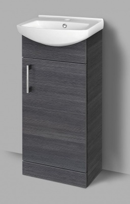 Geneva Floorstanding 450mm Vanity Unit