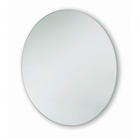 Compact Round Bathroom Mirror