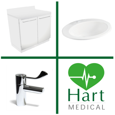 Hart Aesthetic Medical Handwash Station - TMV3 Safetouch