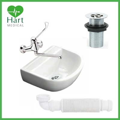 Wall Fitted GP Hand Wash Pack