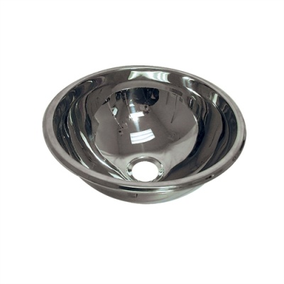 Pland Inset Bright Polished Healthcare Bowl