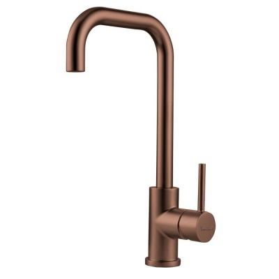 Crystal Kitchen Tap - Copper