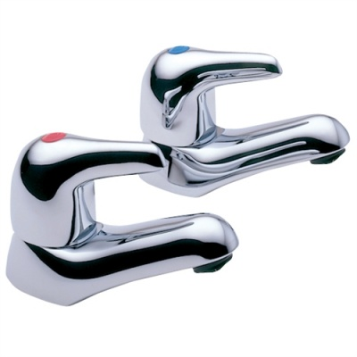 Performa Leger Utility Basin Taps (Pair)