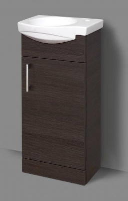 Monaco Floorstanding 400mm Vanity Unit