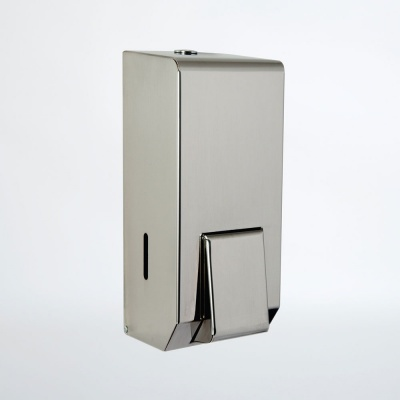 Nymas Stainless Steel Soap Dispenser