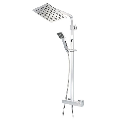 Premiertech Integrated Safety Shower - Square