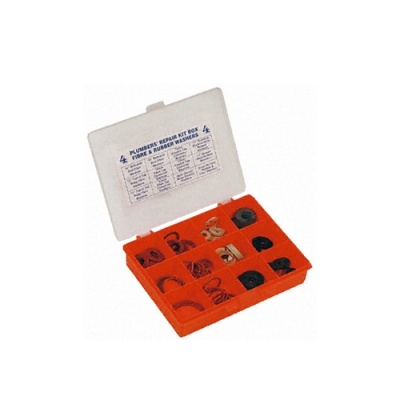 Holdtite Fibre & Rubber Washer Box - Number 4