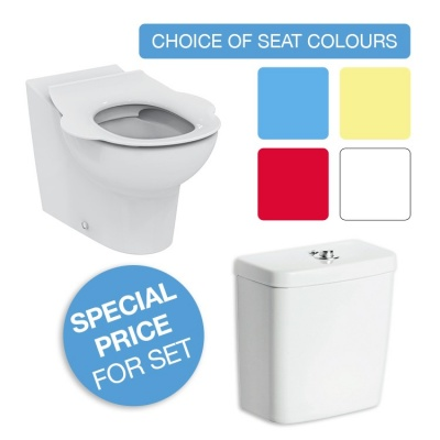 Armitage Shanks Contour 21 Schools Toilet pack - 305mm High