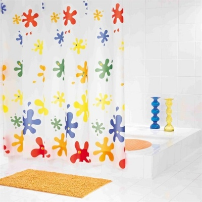 Splash Funtime Shower Curtain