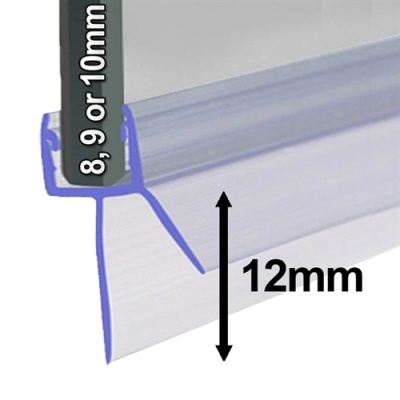Universal Clipseal for 8-10mm Glass