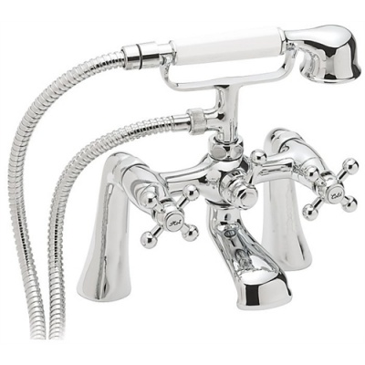 Victorian Bath Shower Mixer