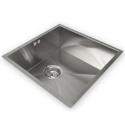 Zen 400 Square Kitchen Sink
