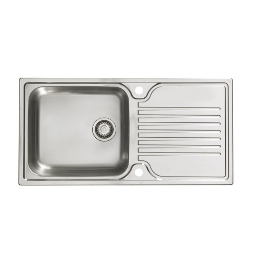 Aldford Stainless Luxury Reversible Sink