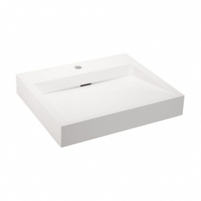 HEWI Composite  Square Washbasin