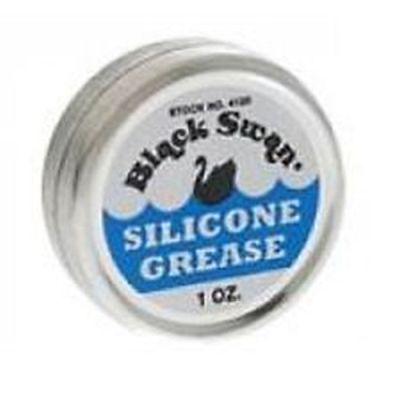 Black Swan Silicone Grease - 1oz Size