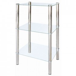 The 3 Tier Rectangular Bathroom Stand