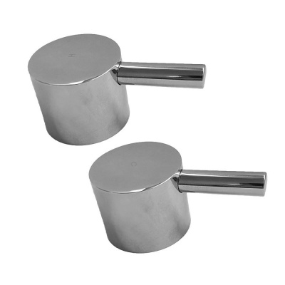 Contemporary Tap Levers - Pair