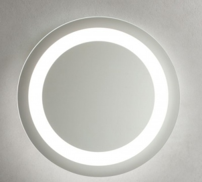 Halo Backlit LED Mirror