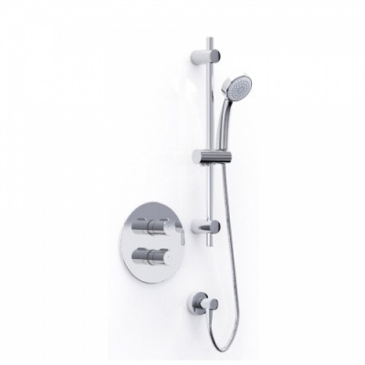 Inta-Tec Low Pressure Anti-Scald Concealed Shower