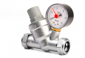 Secure Pressure Reducing Valve by Intatec