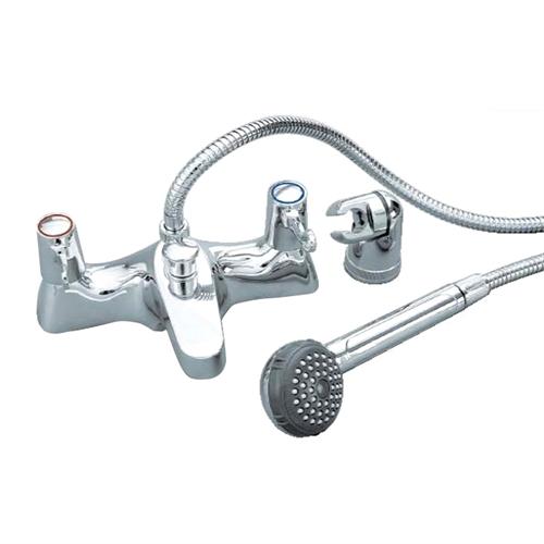Cheap Lever Bath Shower Mixer Taps Notjusttaps Co Uk