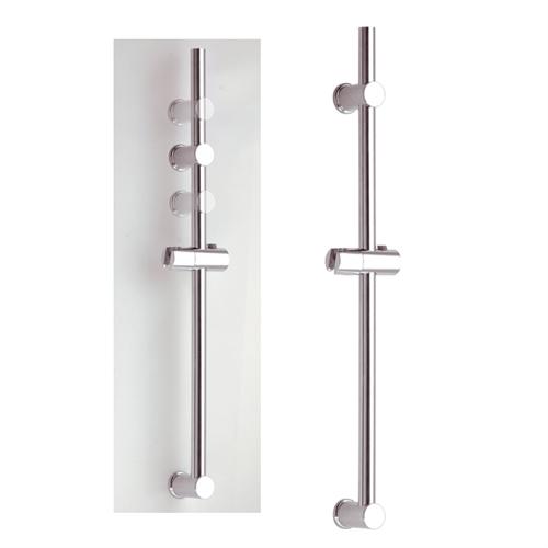 Easyfit Adjustable Shower Riser Rail - Notjusttaps.co.uk