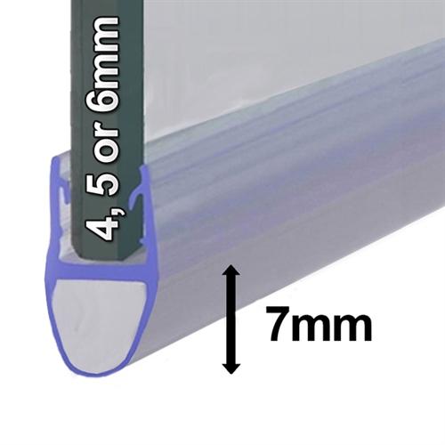 Universal Tubeseal Shower Screen Seal Notjusttaps Co Uk