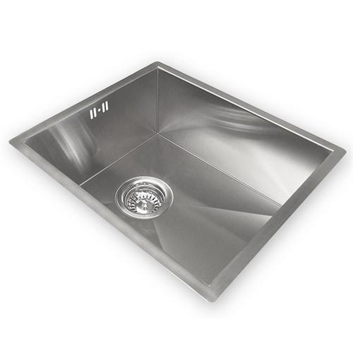 Compact Kitchen Sinks Zen340 kitchen sink notjusttaps zen 340 compact kitchen sink workwithnaturefo
