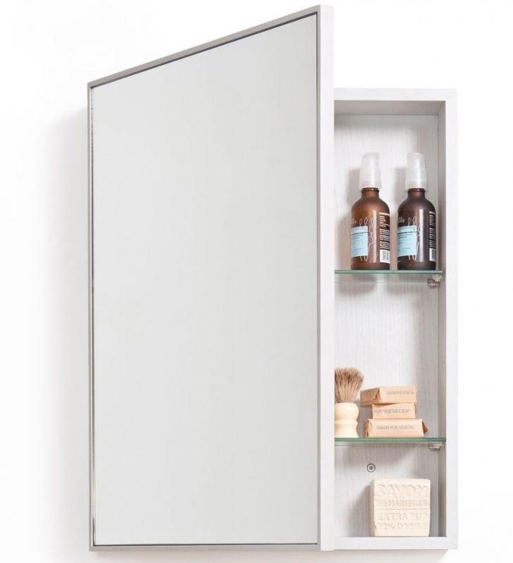 quality design 58649 91c53 Oyster Oak Slimline '550' Bathroom Cabinet