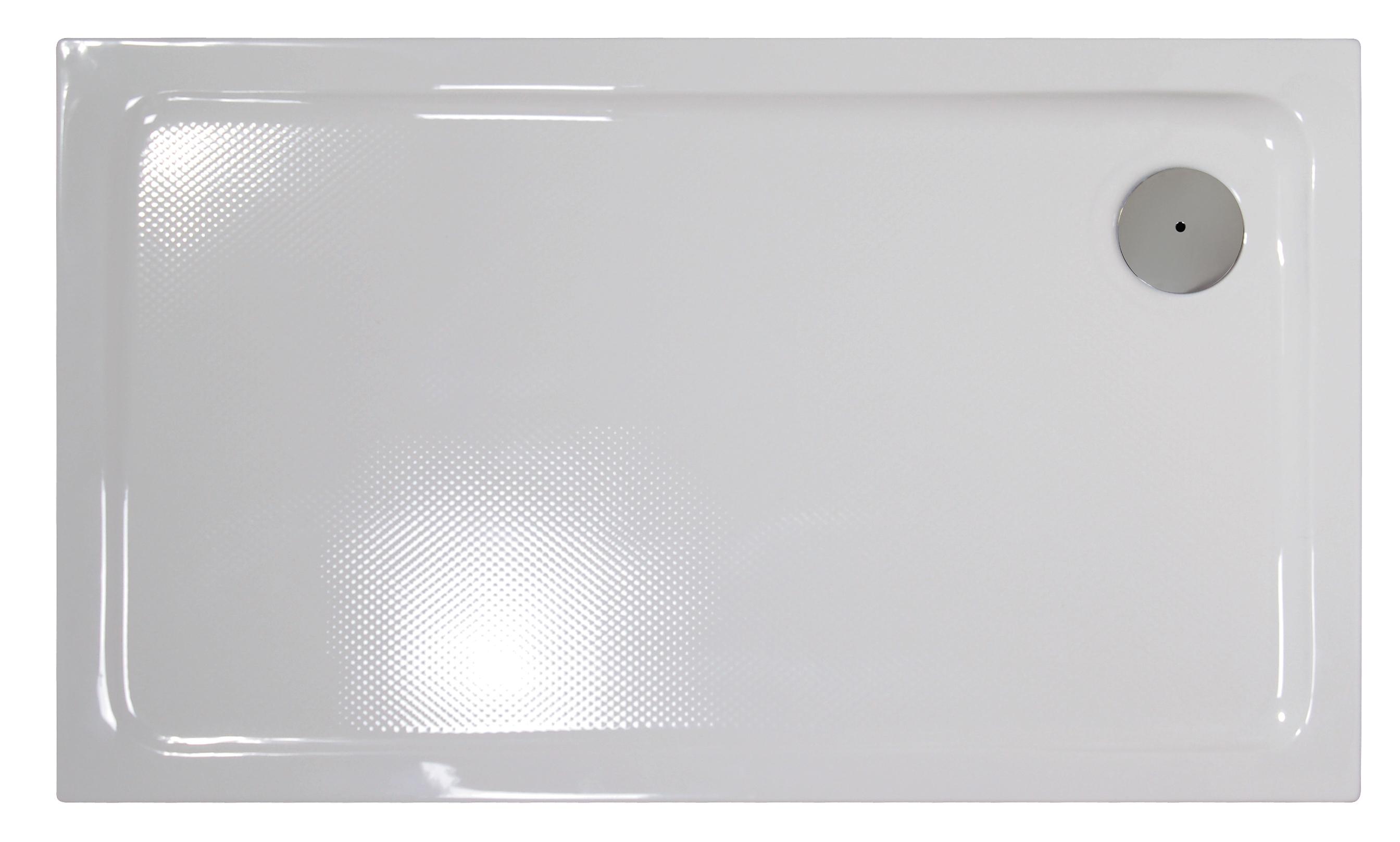 Urban Low Profile Rectangular Shower Tray - Notjusttaps.co.uk