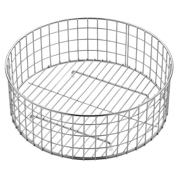 Smeg Round Wire Basket Notjusttaps Co Uk, Large Round Wire Basket