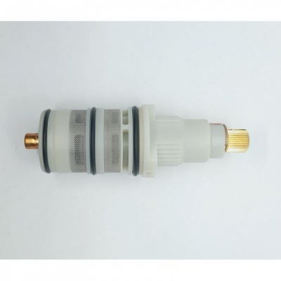 Extended Shaft Push In Thermostatic Cartridge