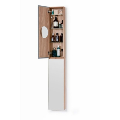 Zone Natural Oak Tall Cabinet 1622