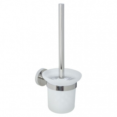 Niza Polished Wall Mounted Toilet Brush