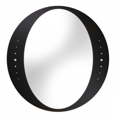 Opera  Bathroom Mirror - Black