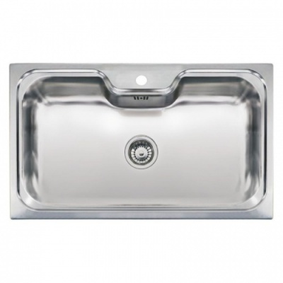 The Reginox Jumbo Extra Large Inset Stainless Sink