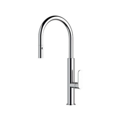 Daniel Tower Kitchen Mixer - Pull Out Head