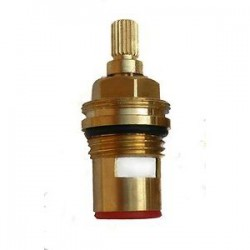 Single Quarter Turn (1/2'' BSP) Tap Valve - Hot Side/Clockwise Opening