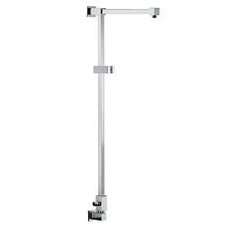 Aaron Luxury Square Shower Column Rail
