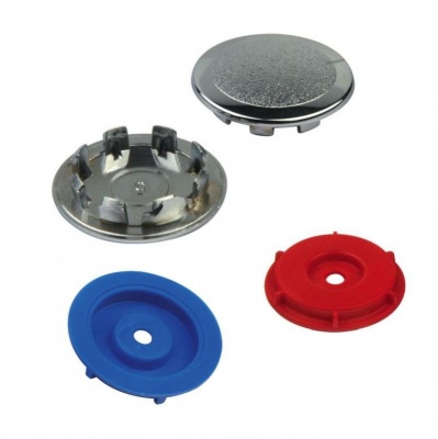 Replacement Tap Top Indices - Red/Blue