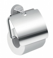 Eros Toilet Roll Holder with Cover