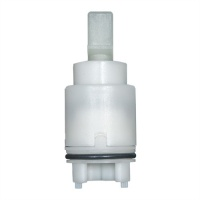 25mm Open Outlet Ceramic Disk Mixer Cartridge