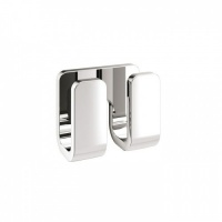 Outline Double Robe Hook