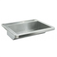 Euro 600 Stainless Group Handwash Basin