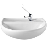 '600' large Medical Washbasin