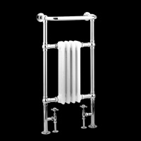 Alicia Traditional Bathroom Radiator