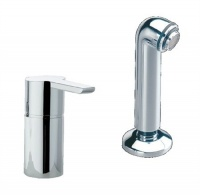 Aquanova Hairdresser Line Single Lever Salon Tap