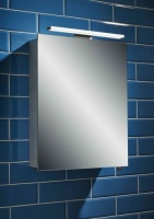 Aros 500 LED Aluminium Bathroom Cabinet