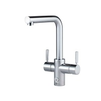 4 in 1 Boiling Hot Water Tap - L Shape
